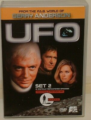 Ufo : Dvd Set 2 - Region 1