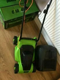 Challenge 1000w lawnmover