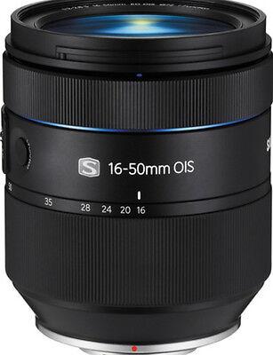 Samsung NX16-50mm F2.0-2.8 S Premium OIS Lens For NX1 NX30 NX500 Bulk Packge