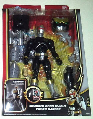 POWER RANGERS MEGAFORCE Collection___Armored ROBO KNIGHT Power Ranger 7