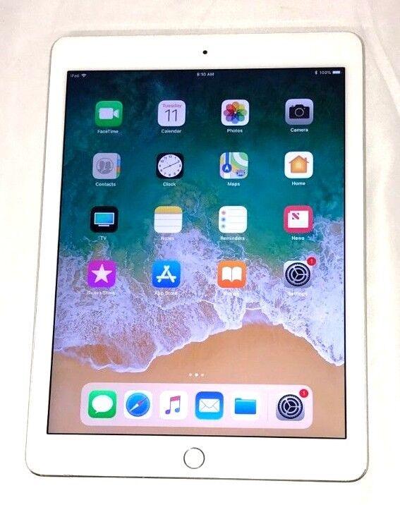 Apple iPad Air 2 16GB, Wi-Fi, 9.7in - Silver  37-1A