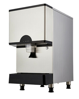 New 282 Lb Nugget Counter Crushed Ice Water Dispenser Icetro Id-0300-an 6024