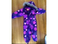 Ticket to Heaven Snowsuit
