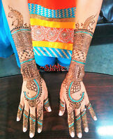 Mehndi or Henna for all occasions! Safe and Natural body art!