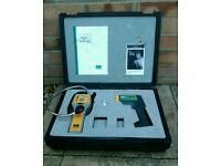Kane-May gas leak detector and digital thermometer