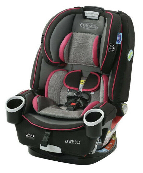 Graco 4Ever 4-In-1 Convertible Car Seat - Pink