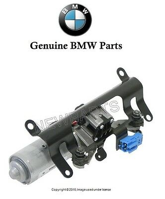 Genuine BMW Sound Insulation For Convertible Top Hydraulic Pump OEM 54347119635