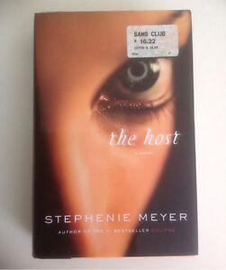 HARDCOVER GREAT CONDITION: THE HOST