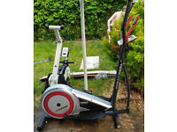 York Aspire Cross Trainer, Excellent condition (missing mains adapter for display)