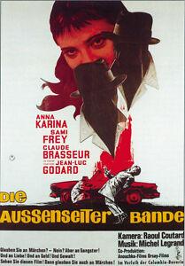 Bande-a-part-1964-Jean-Luc-Godard-movie-poster-print