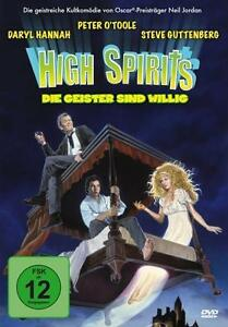 High Spirits - Die Geister sind willig - Liam Neeson - Peter O´Toole - DVD