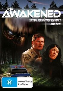 The Awakened (DVD, 2012) R Picardo C Mazzeo C Henninger D Mew D Lux LIKE NEW