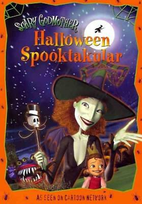 SCARY GODMOTHER HALLOWEEN SPOOKTAKULAR USED - VERY GOOD DVD