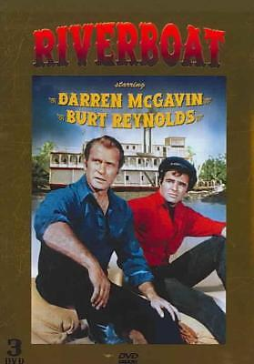RIVERBOAT NEW DVD