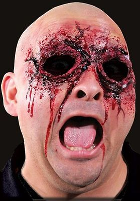 See No Evil Woochie Professional Latex Bloody Eyes Prosthetic Make Up Appliance