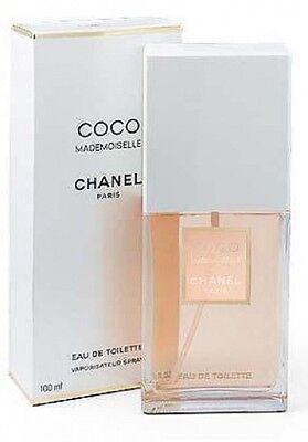 CHANEL COCO MADEMOISELLE 3.4 oz / 100 ml Eau De Toilette EDT, NEW, (Coco Chanel Mademoiselle Eau De Toilette 100 Ml)