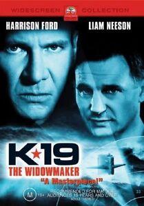 K-19 - The Widowmaker (DVD, 2003)