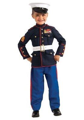 Marine Dress Blues - Child Costume