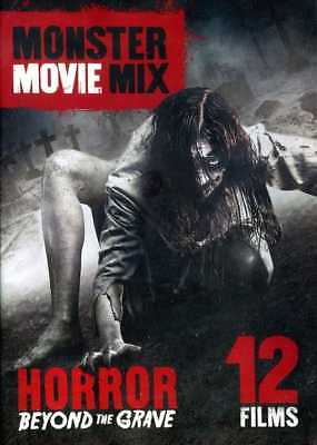 Black And White Movie Stars Halloween (Monster Movie Mix: Horror Beyond the Grave / Terror Beyond the Stars NEW)