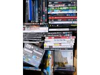 Job lot of 150 cd & Dvd.Bulk sale..Job Lot