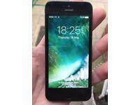 Black & Slate iPhone 5 - 16GB - EE / Orange / Virgin