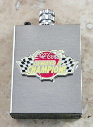 Coca-Cola Racing Permanent Match Lighter