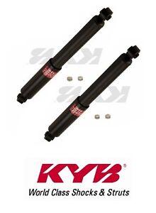 2 KYB Left+Right Rear Shock Absorbers_Struts Damper Set_for Volkswagen VW_Beetle