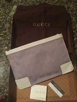 Gucci cosmetics bag