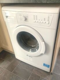 Washing machine can deliver