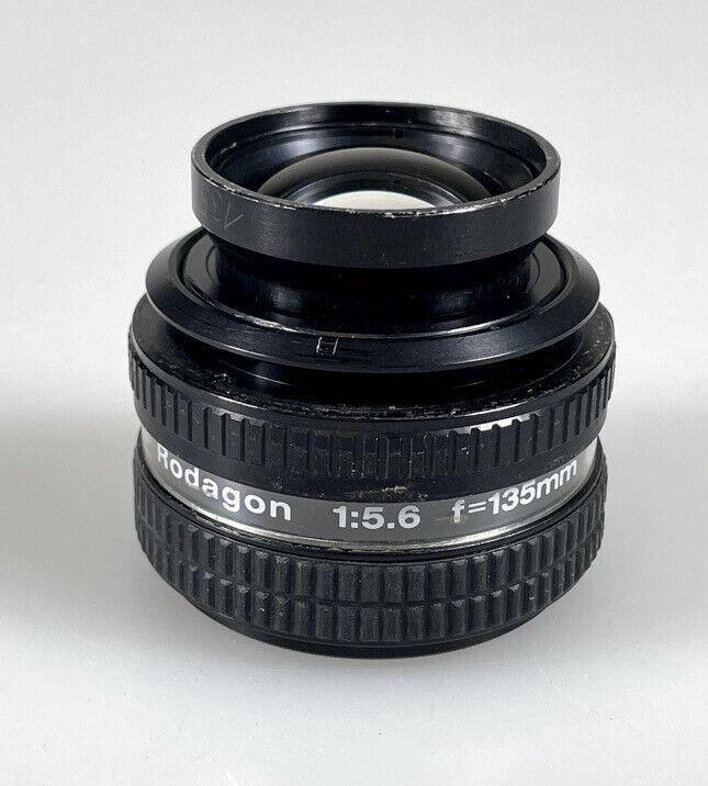 Rodenstock Rodagon 135mm f5.6 Enlarging M39 Screw Lens
