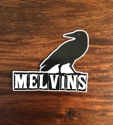 Melvins Sticker
