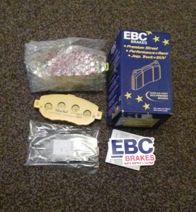 EBC Yellowstuff DP41223R Brake Pads (FRONT)