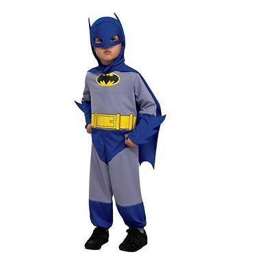 Batman Brave & Bold Superhero Baby Halloween Dress Up Costume, 6-12 - Brave Halloween Costume Toddler