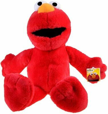 NEW Sesame Street Huge 60cm Elmo Soft Plush Toy
