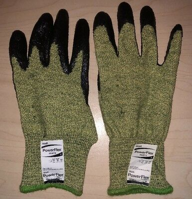 ANSELL Cut Resistant PowerFlex Gloves - (Size 6) 80-813 (12 Pair)