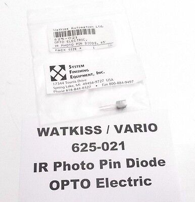 WATKISS VARIO 625-021 IR Photo Pin Diode - OPTO Electric - Prepaid Shipping