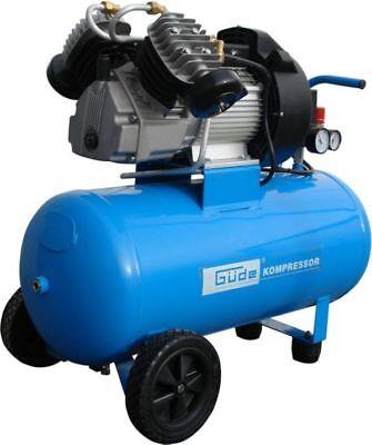 Güde 400/10/50 N Kompressor Druckluft Kolbenkompressor - Druck: 10 bar 2-Zyld.