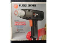 BLACK & DECKER BD 1600 PAINTSTRIPPER HEATGUN FOR REMOVAL OF OIL BASED PAINT & VARNISH