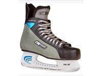 Bauer skates adults 9.5