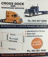 Cross Dock & Warehouse