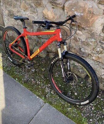 Voodoo Hoodoo Large 20 Inch 27.5 Mountain Bike - VGC