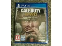 Sealed - Call of Duty WW2 PS4