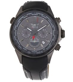 Men's Aviator Pilot Watch Brand New with Box