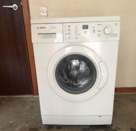 Bosch clasixx 6kg washing machine
