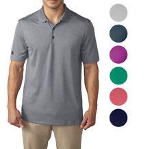 Adidas Performance Polo Golf Shirt 2016 Mens New - Choose Color & Size!