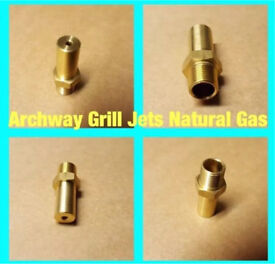 ARCHWAY CHARGRILL LPG JET ONLY 2