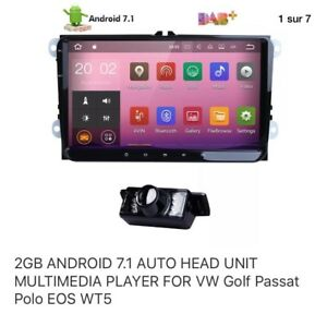 GPS Android VW
