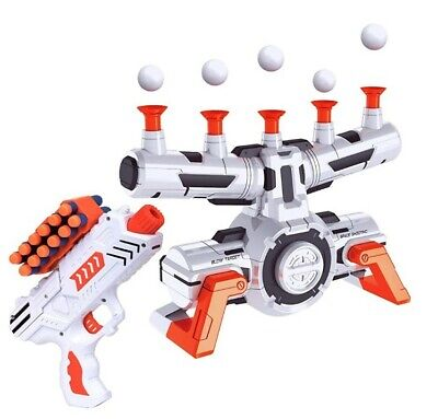 USA Toyz Compatible Nerf Targets for Shooting - AstroShot Zero G Floating Orbs