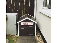 **Never been used 3x3 handmade dog house***