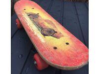 CARS skateboard - small